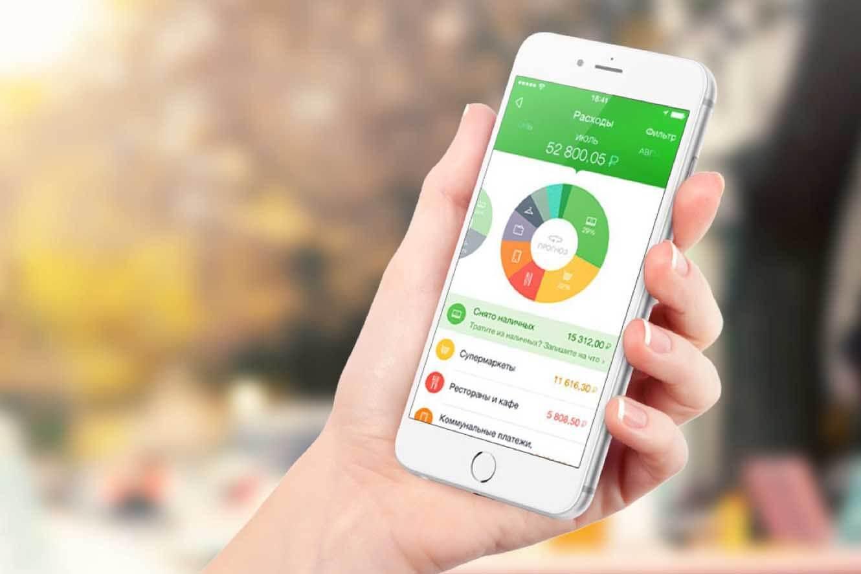мобильный банк сбербанка на телефон