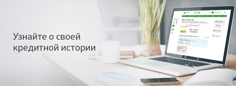 как узнать кредитную историю бесплатно по фамилии онлайн в сбербанке