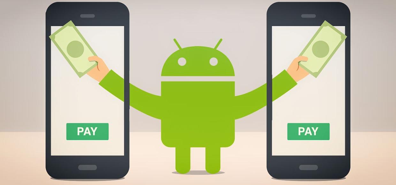 оплата с помощью Сбербанк android pay