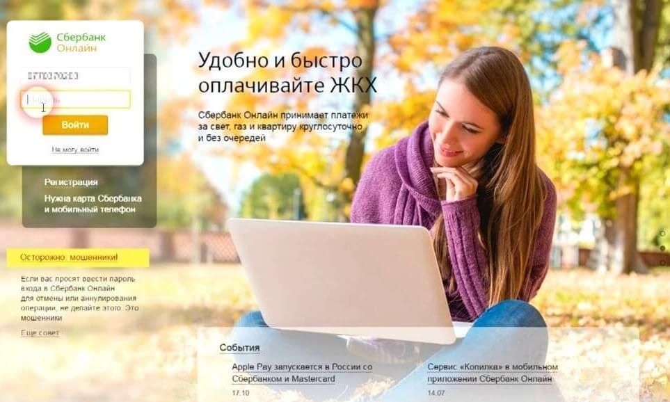 Оплата за домофон через Сбербанк Онлайн и прочими способами