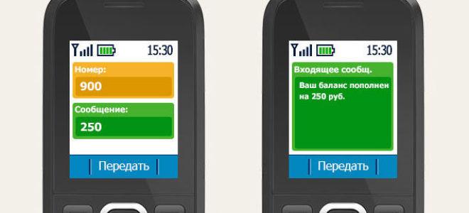 перевод по номеру телефона сбербанк