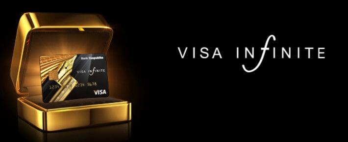 visa infinite сбербанк первый