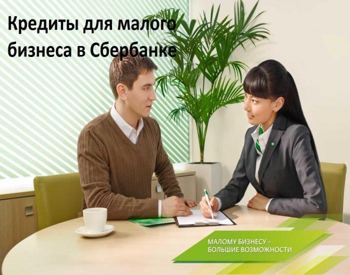 кредит под бизнес с нуля сбербанк условия